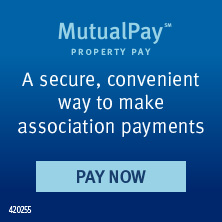 MutualPay Property Pay. A secure, convenient way to make association payments. Pay Now.